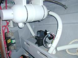 Installation in Nordhavn 46